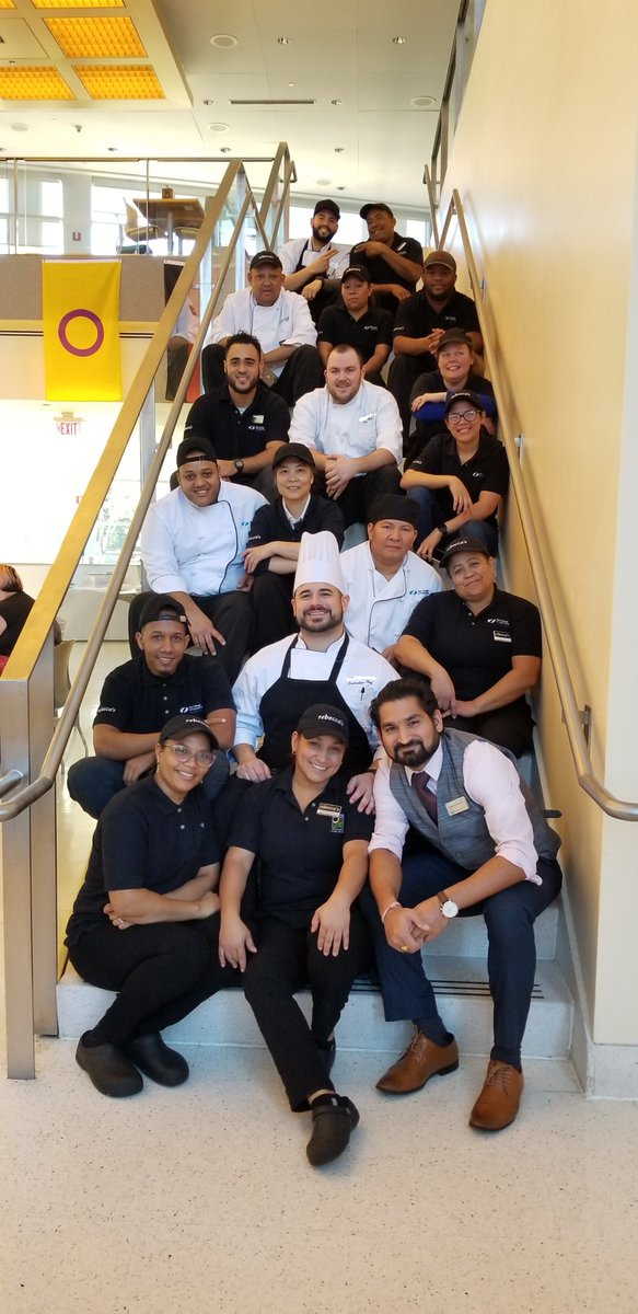 Olin's Dining Services team.
