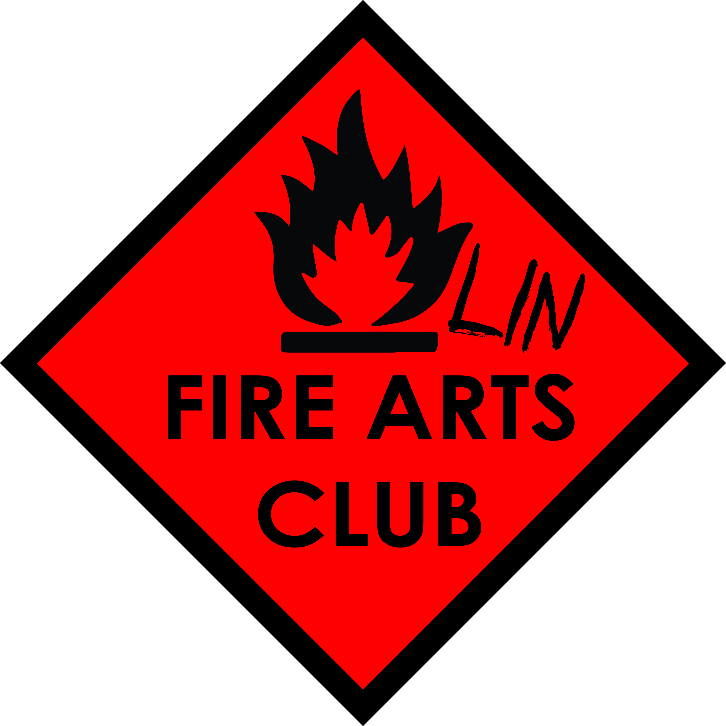 The Olin Fire Arts Club logo.