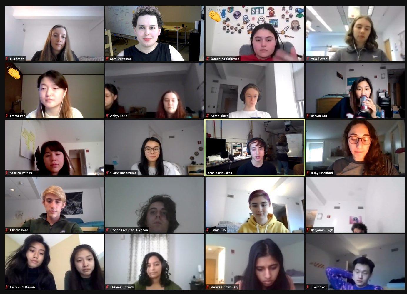PInT Virtual Club Meeting